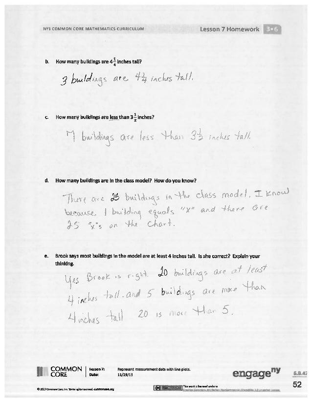 Common core algebra 1 unit 4 lesson 6 homework answers