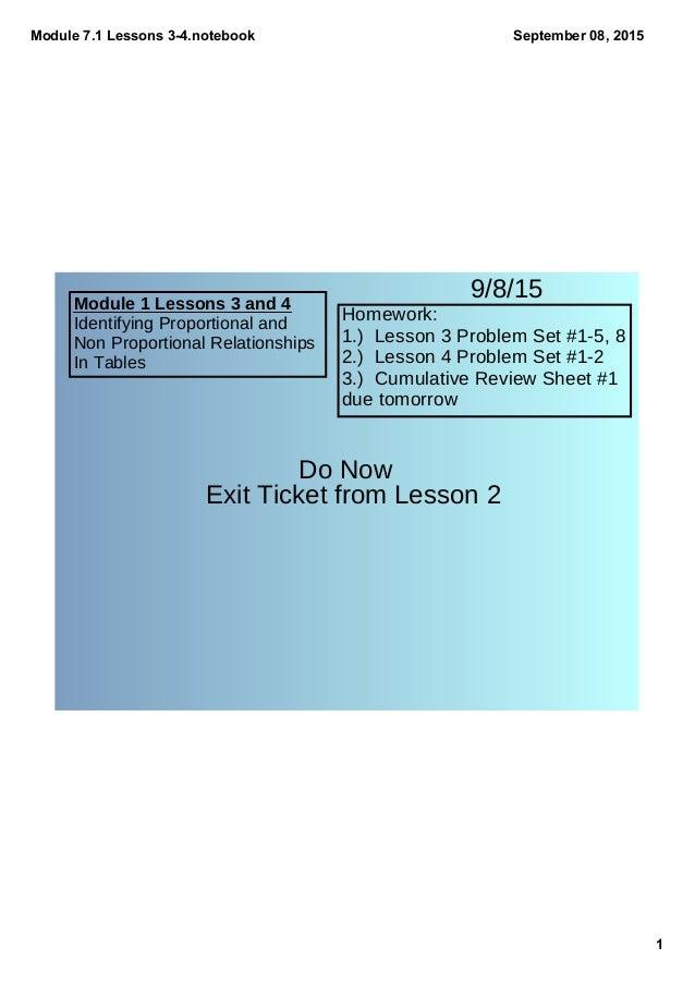 Module 7 1 Lessons 3 4