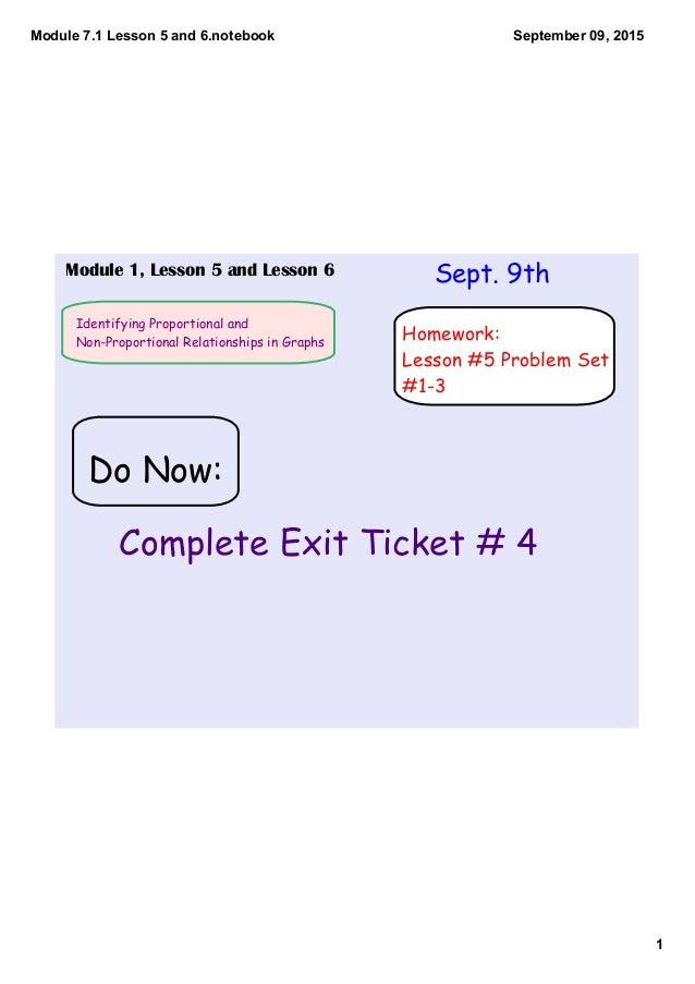 Module 7 1 Lesson 5 And 6