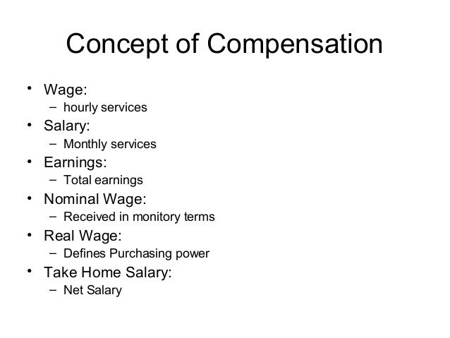 what is compensation and benefits pdf