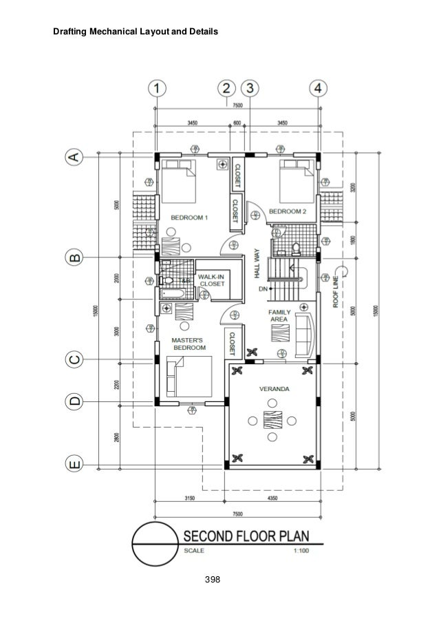Module 7 Module 5 Draft Mechanical Layout And Details