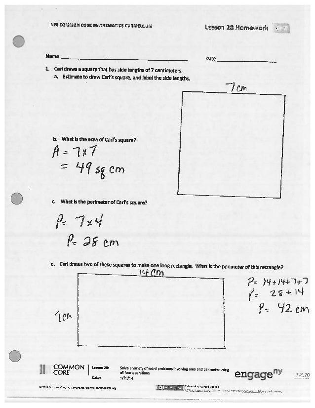 Algebra 1 Module 3 Lesson 6