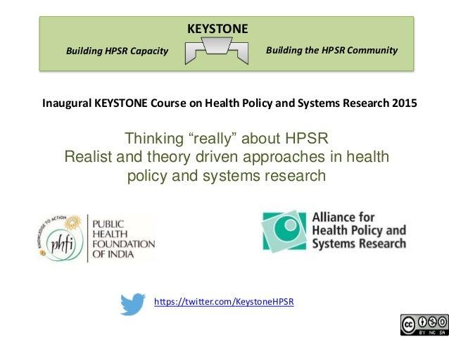 https://twitter.com/KeystoneHPSR Building the HPSR CommunityBuilding HPSR Capacity KEYSTONE Inaugural KEYSTONE Course on H...