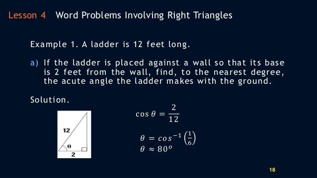 Module 7 Triangle Trigonometry Super Final