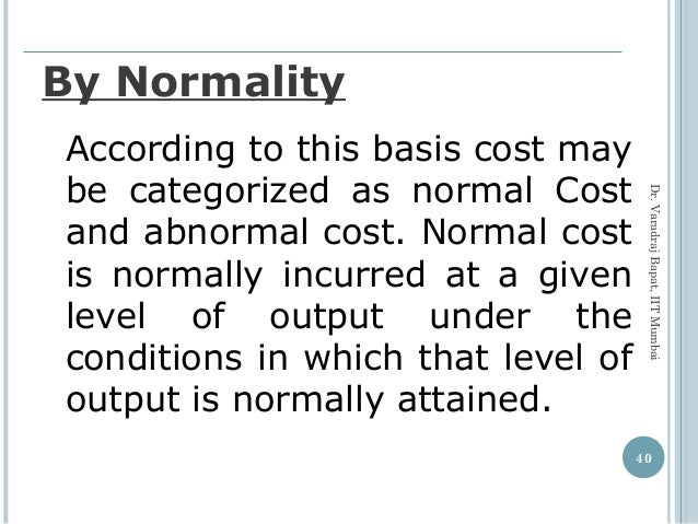 controllable and uncontrollable costs imputed costs Establish if the cost is variable or fixed to confirm that it is controllable or uncontrollable variable costs include supplies and materials, labor costs and utility payments.
