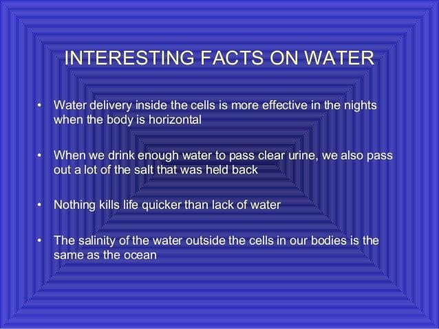 Ocean Water Drinking Specific Gravity