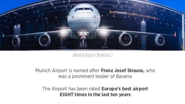 Module 8: Munich Airport Slide 2