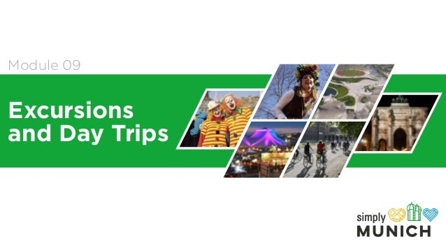 Module 09 Excursions and Day Trips