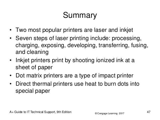 Module 7 (printing) Review
