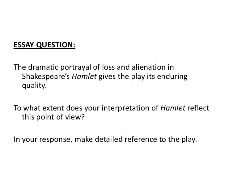 a discussion of the extent of madness portrayed in hamlet But hamlet is unique among revenge tragedies in its treatment of madness because hamlet's madness is deeply ambiguous whereas previous revenge tragedy protagonists are unambiguously insane, hamlet plays with the idea of insanity, putting on an antic disposition, as he says, for some not-perfectly-clear reason.