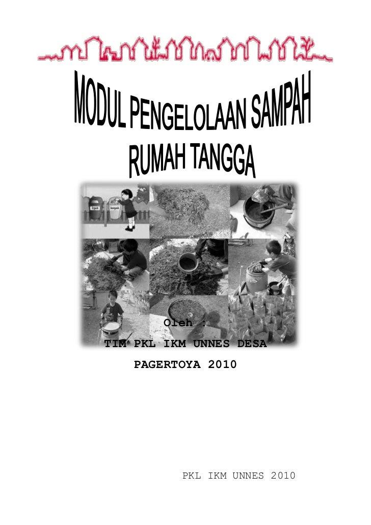 Oleh :TIM PKL IKM UNNES DESA    PAGERTOYA 2010          PKL IKM UNNES 2010