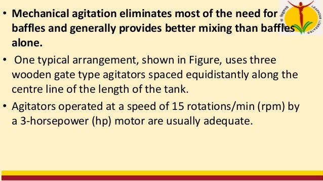 Automatic Control • Automatic control of waste discharge according to sewage flow involves placing a metering device that ...