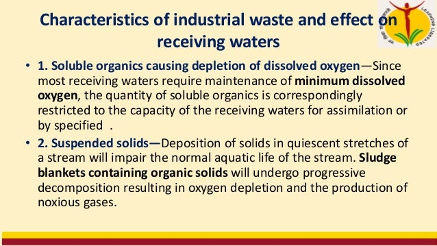 Difference between Sewage and Industrial Wastewater Sewage Industrial wastewater Domestic wastewater is wastewater origina...