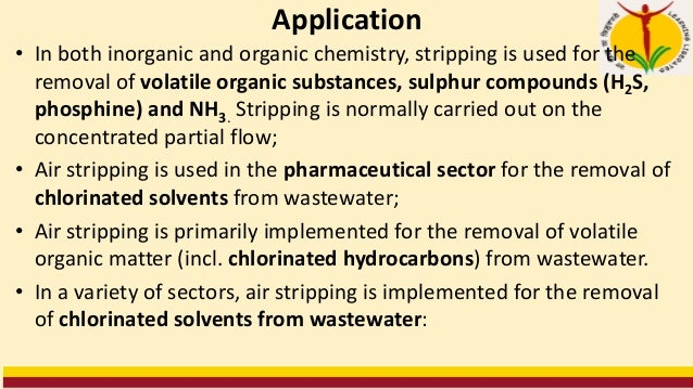 • It may be required to correct pH or removal of specific pollutant before the industry discharges in CETP • CETP is desig...