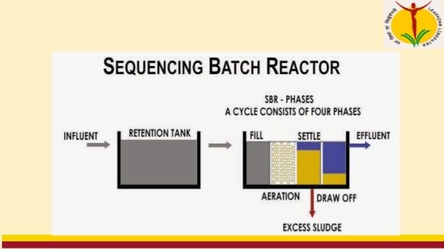 Module IV Wastewater treatment methods
