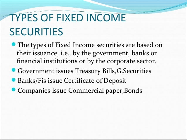 fixed income securities pakistan Securities fund profile metro-bank pakistan and fixed income market fund profile pakistan income enhancement fund (an aggressive fixed income fund.