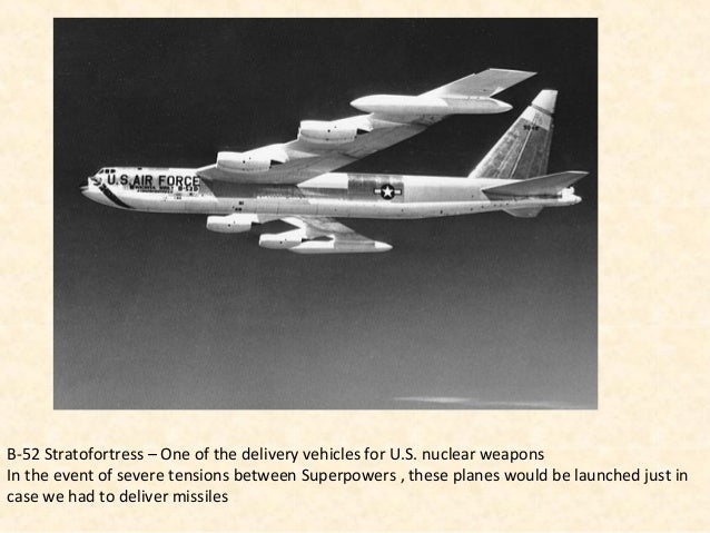 Module Nine Space Race Arms Race