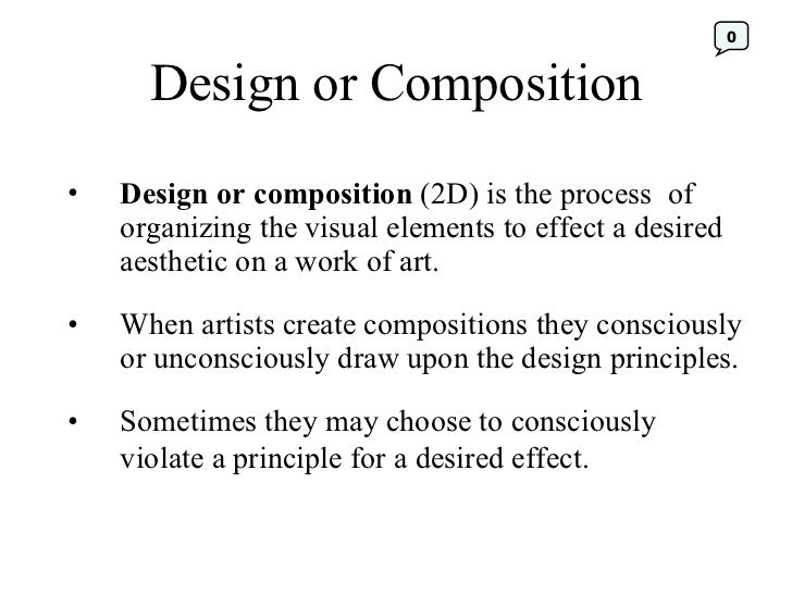 What Is The Definition Of Line In Art : Principles of design