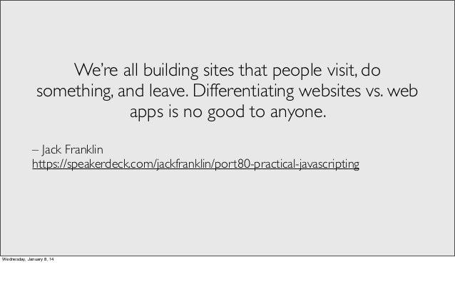 JavaScript Dependencies, Modules & Browserify
