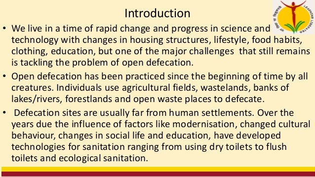 Concept of Rural Sanitation: • The concept of sanitation broadly includes liquid and solid waste disposal, personal and fo...
