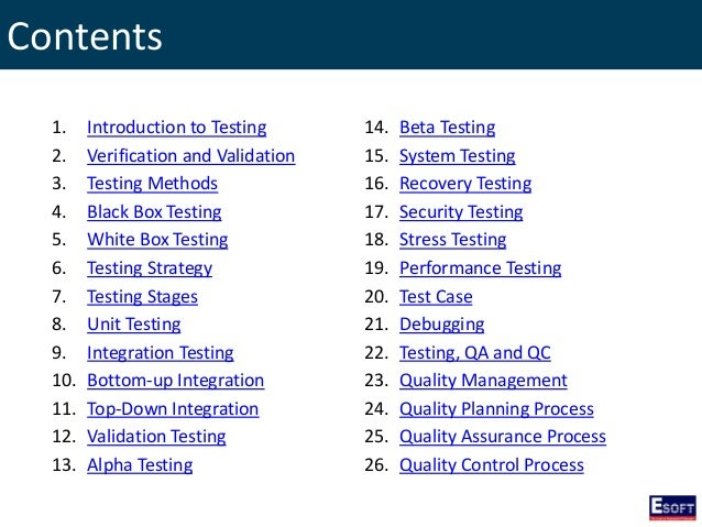 qc in software testing