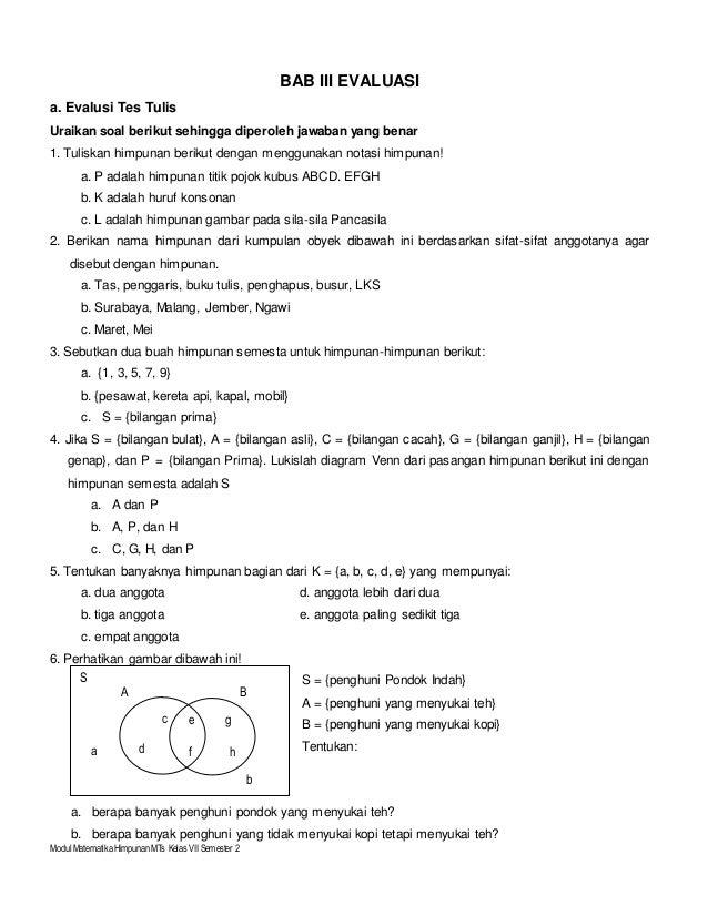 Soal diagram venn kelas 7 idealstalist soal diagram venn kelas 7 ccuart Images