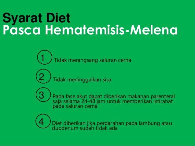 Diit Pada Penyakit Saluran Cerna Atas (Esofagitis, Ulkus Peptikum, Gastritis)