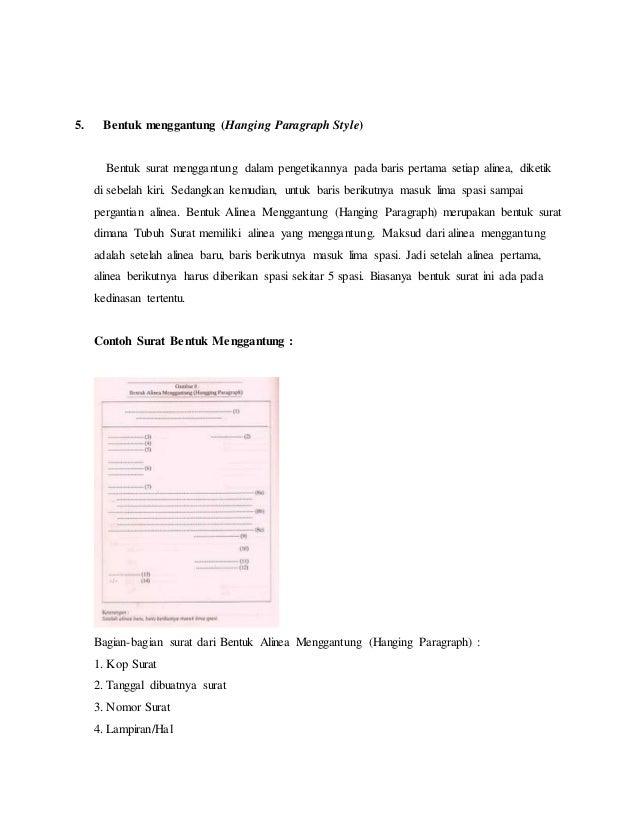 Modul Korespondensi Surat