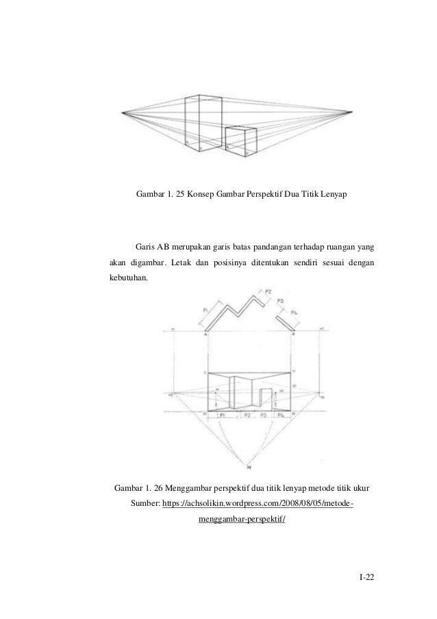 Modul Tkp M5kb1 Gambar Bangunan Gedung