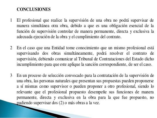 5. ¿Cuáles son los problemas frecuentes durante la supervisión de la Obra? Problemas con el Expediente Técnico Indefinició...