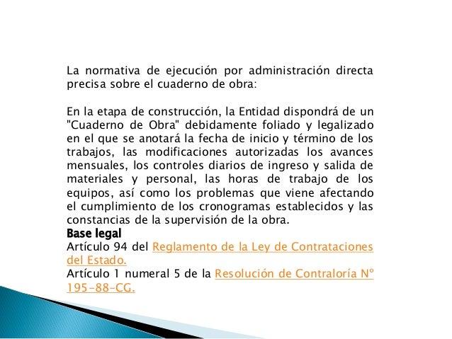 Si surgieran discrepancias respecto de la formulación, aprobación o valorización de los metrados entre el contratista y el...