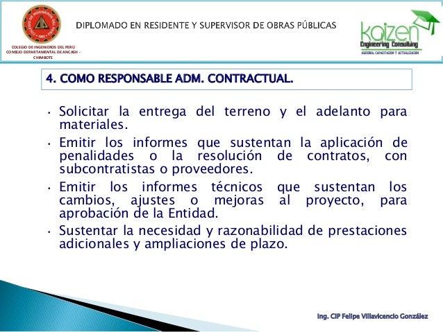 COLEGIO DE INGENIEROS DEL PERÚ CONSEJO DEPARTAMENTAL DE ANCASH - CHIMBOTE Ing. CIP Felipe Villavicencio González 4. COMO R...
