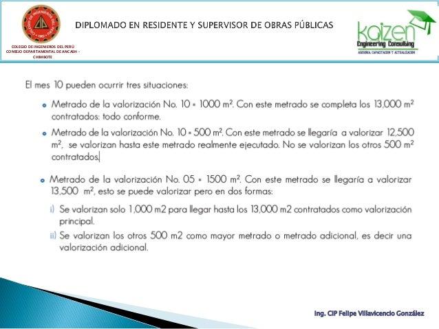 COLEGIO DE INGENIEROS DEL PERÚ CONSEJO DEPARTAMENTAL DE ANCASH - CHIMBOTE Ing. CIP Felipe Villavicencio González