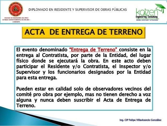 COLEGIO DE INGENIEROS DEL PERÚ CONSEJO DEPARTAMENTAL DE ANCASH - CHIMBOTE Ing. CIP Felipe Villavicencio González ACTA DE E...