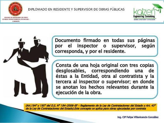 COLEGIO DE INGENIEROS DEL PERÚ CONSEJO DEPARTAMENTAL DE ANCASH - CHIMBOTE Ing. CIP Felipe Villavicencio González Documento...