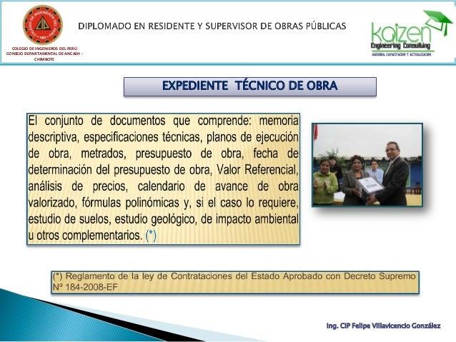 COLEGIO DE INGENIEROS DEL PERÚ CONSEJO DEPARTAMENTAL DE ANCASH - CHIMBOTE Ing. CIP Felipe Villavicencio González TIPOS DE ...