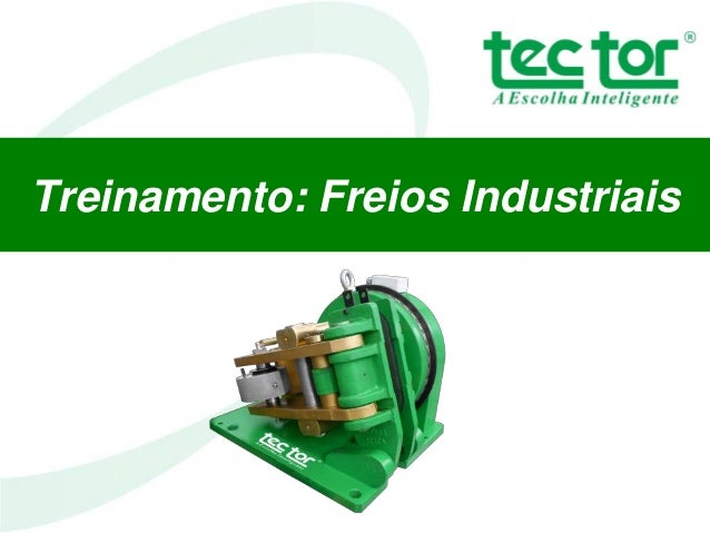 Treinamento: Freios Industriais