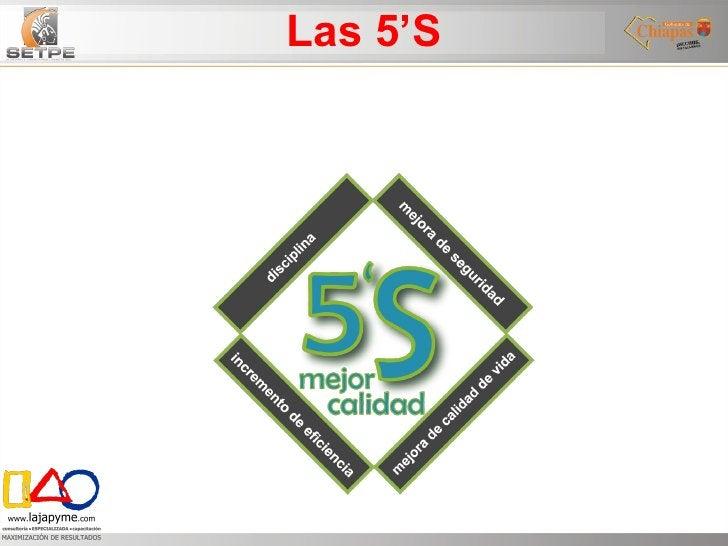 Las 5'S