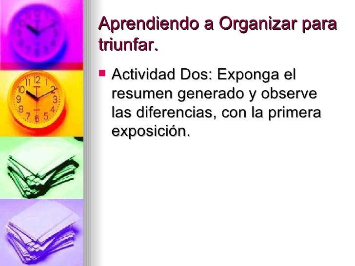Organizacion Del Discurso Oral 46
