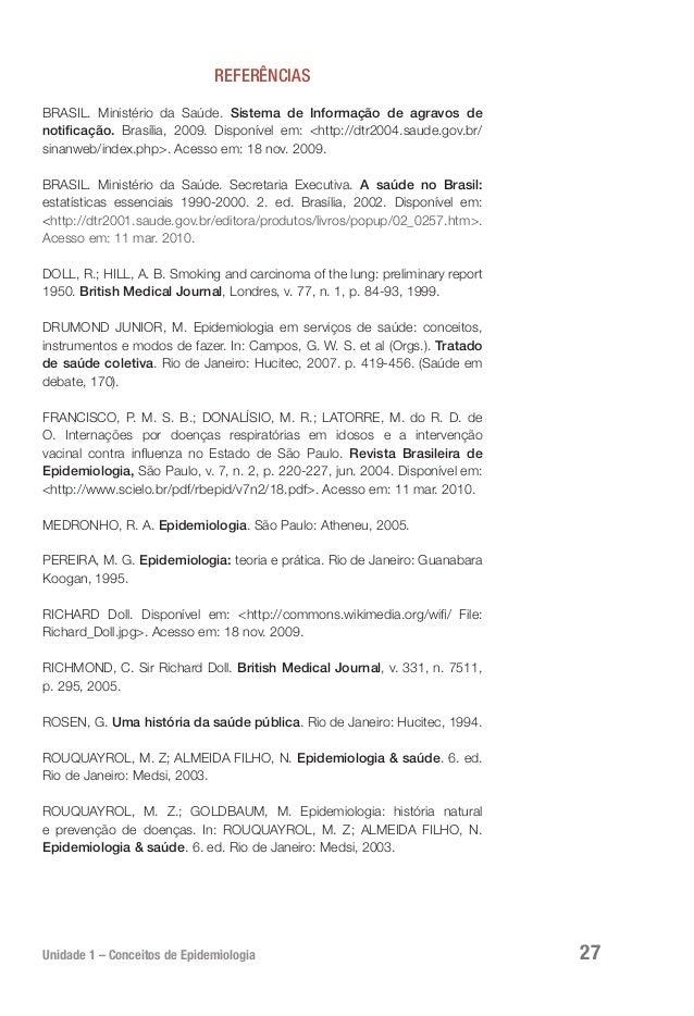Epidemiologia Pereira Pdf