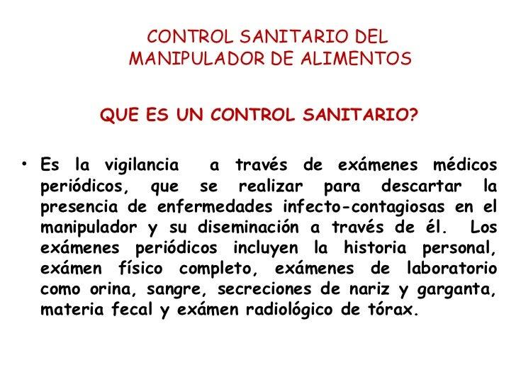 Modulo 3 salud presentacion e higiene del manipulador de alimentos - Www manipulador de alimentos es ...