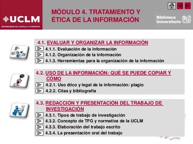 Modulo 4 Tratamiento y ética de la información. Especialidad Ciencia y Tecnología (Edición Febrero 2020) Slide 2