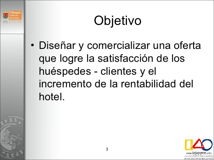 Modulo 4 marketing hoteles for Como disenar un hotel