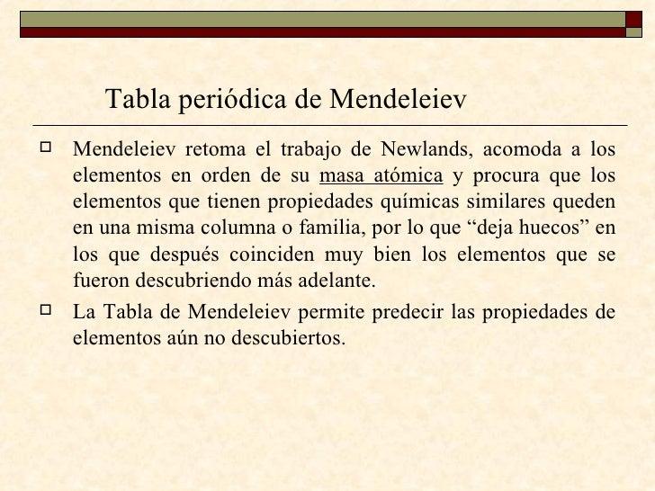 Tabla peridica tabla peridica de mendeleiev urtaz Images