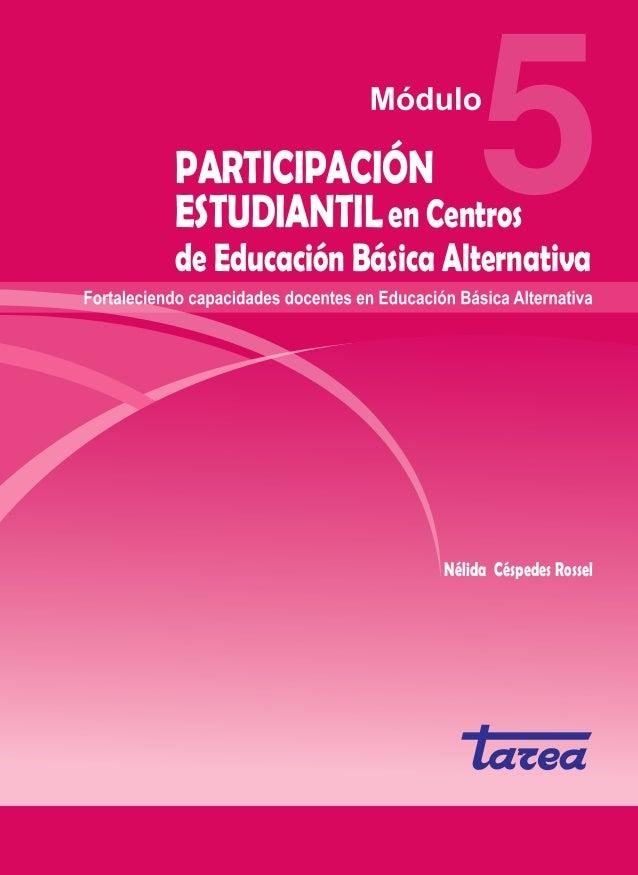 Modulo 5 Participacion Estudiantil 1