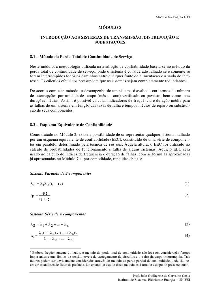 Modulo 8