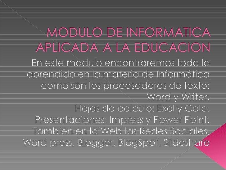 EN WORD Y WRITER TENEMOS•   Columnas Periodísticas•   Tablas•   Diseño de EcuacionesEXEL Y CALCSon herramientas diseñadas ...