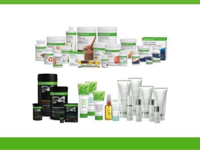 Entrenamiento Módulo de Producto Herbalife  Slide 2