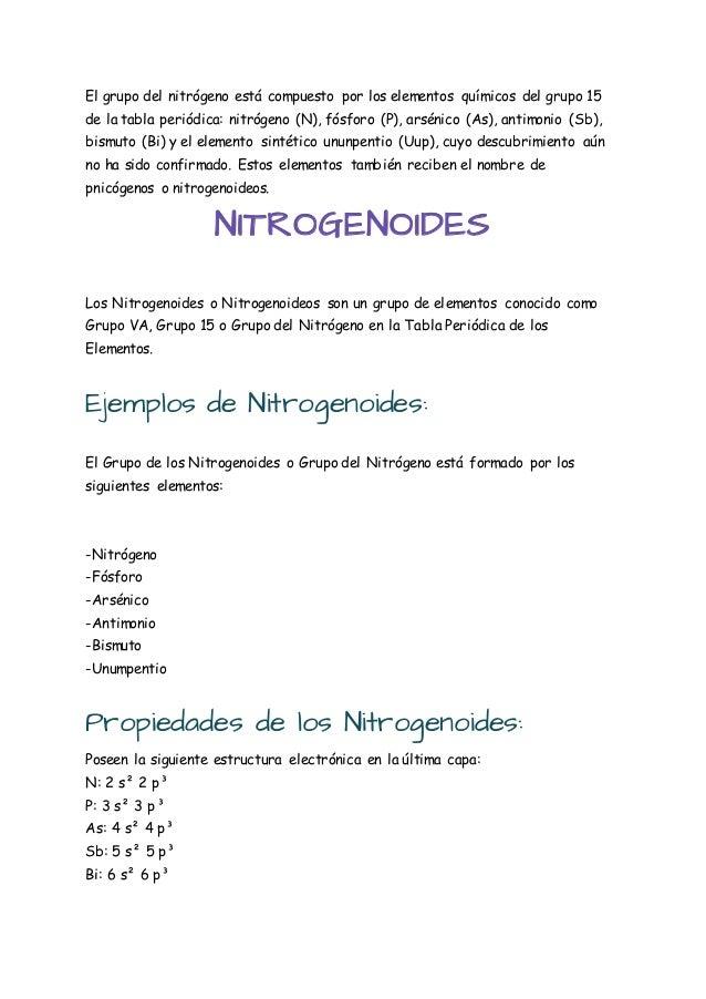 Modulodequimica grupo v a 35 urtaz Choice Image
