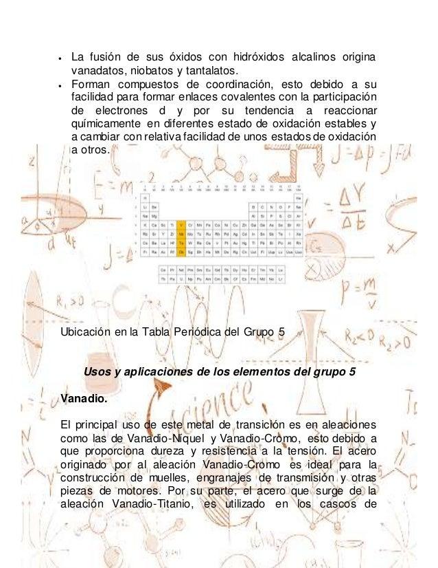 Modulo de quimica grupos de la tabla periodica 19 urtaz Choice Image
